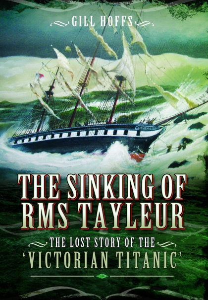 Sinking of RMS Tayleur - Gill Hoffs - hi res image