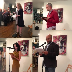These awesome Poets made us laugh and cry.